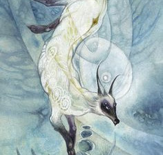 My First NaNoWriMo - 1. The Silver-Haired Fox