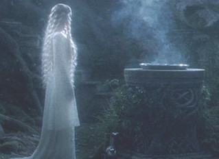 Gazing into Galadriel's Mirror: Identity & Developing a Sense of Self