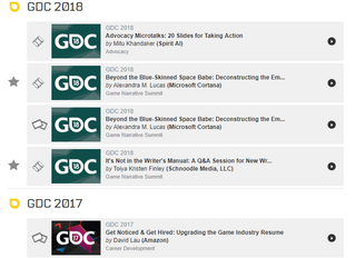 GDC 2018 Talk Recordings Now on the Vault!