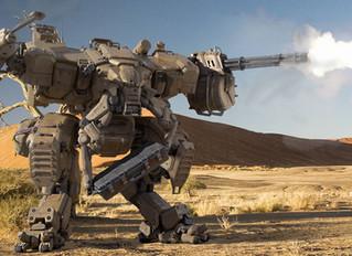 Mech Mayhem: Original Science-Fiction Storytelling