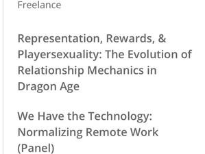 Cancelled: Speaking at ECGC 2020: Three Presentations