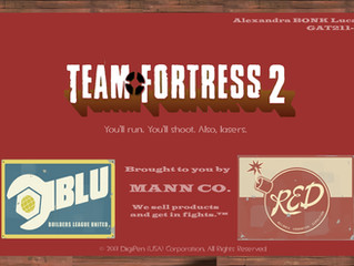 TEAM FORTRESS 2 ADAPTATION