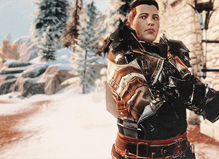 Part 2: Game Story Dialogue: THE GIFT (set in Dragon Age universe)