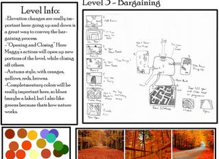 Creative Team & Level Design - MAGNOLIA