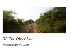 "Short Story Publication: ""The Other Side"" in HamLit January 2020 Issue"