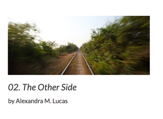 """Short Story Publication: """"The Other Side"""" in HamLit January 2020 Issue"""