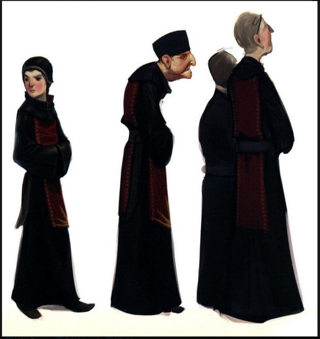 Imperial priests