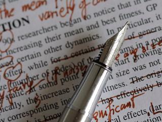 Shadow Writing: the Secret Work of an English Major