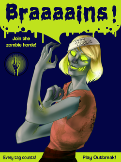 Zombie Survival Kit Cover - Outbreak