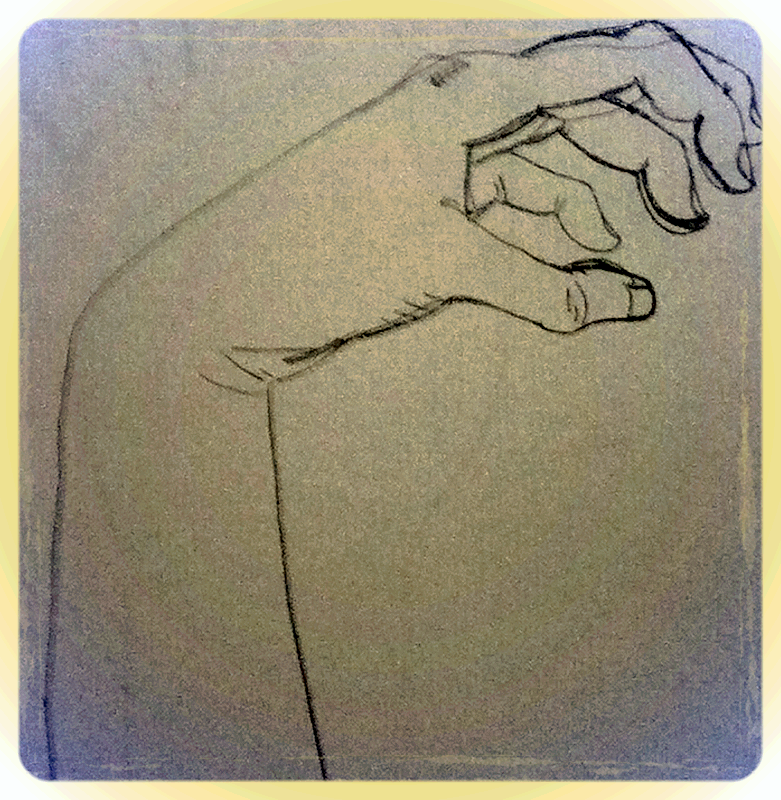 Hand Drawing #1