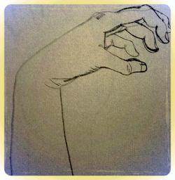 Hand Drawing #1