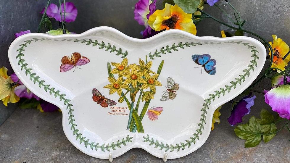 Portmeirion Butterfly Plate