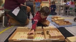 Six mois à l'école Montessori : quels progrès ?