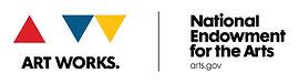 NEA logo Artworks Grant.jpg