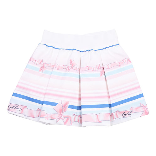"Byblos Milano""Pretty Bow"" Skirt - Pink"