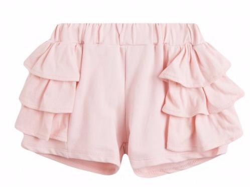 Newness Spain Ruffled Shorts
