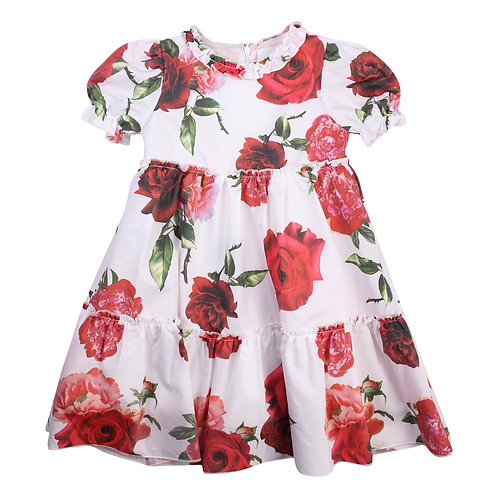 "Gaudì ""Rose"" Dress"