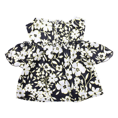 Maelie Italy Floral Top