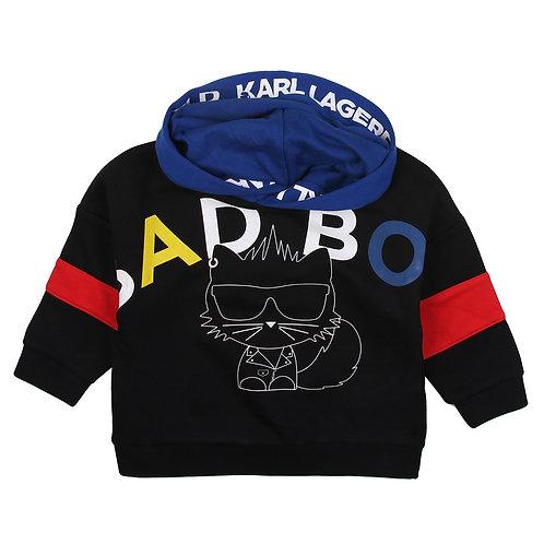 """Karl Lagerfeld """"Bad Boy""""Hoodie"""