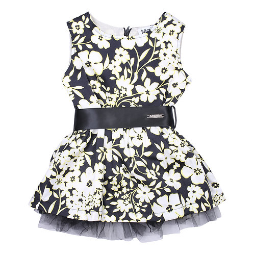 Maelie Italy Floral Dress