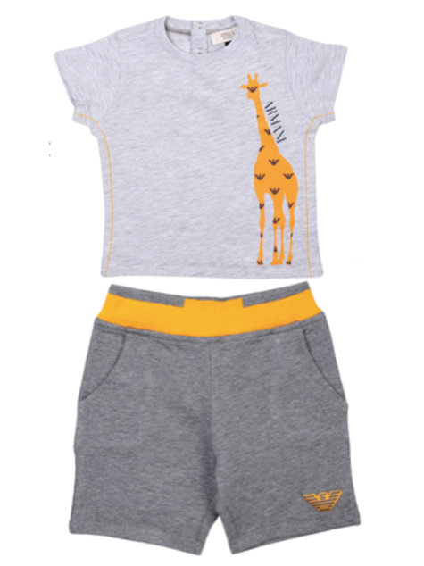 Armani Junior Giraffe Set