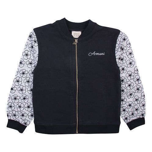Armani Junior Embroidered Jacket