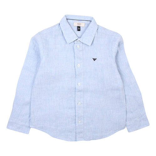 Armani Junior Button-Down Dress Shirt
