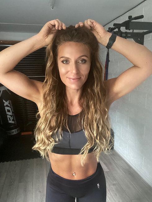 Female personal trainer in newbury