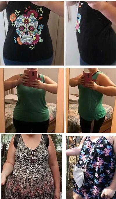 personal training body transformation