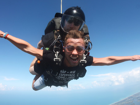 Jump Out of the Plane (We Can't Go Back)