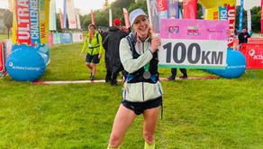 100km Winner - Georgina Thorborn