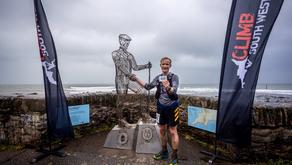 Hoopster Duckett wins the Devon Coast to Coast Ultra