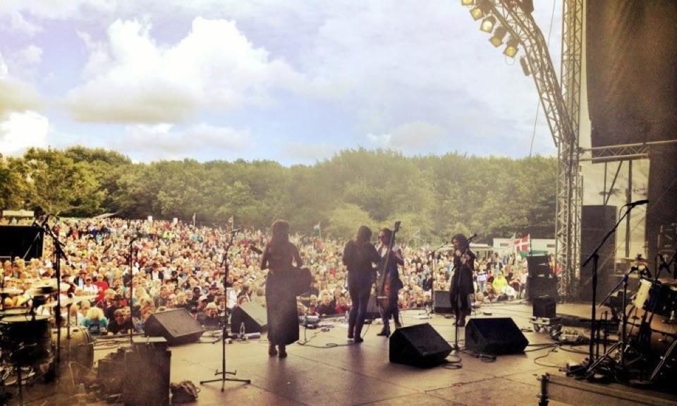 Tønder Festival, Denmark.
