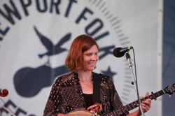 Newport Folk Festival.