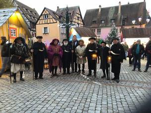 Festivités de Noël à Turckheim