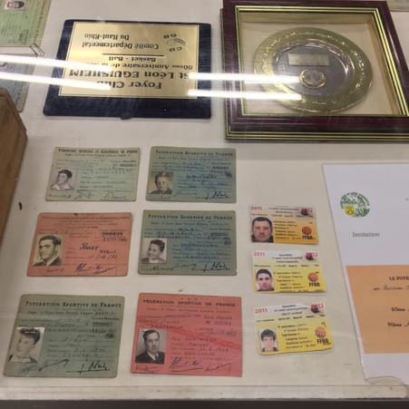 120 ANS DU FOYER CLUB SAINT-LEON D'EGUISHEIM