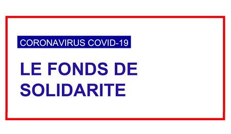 QUESTION ECRITE : NOUVELLES CONDITIONS D'ACCES AU FONDS DE SOLIDARITE DES ENTREPRISES