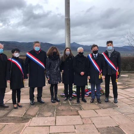 76EME ANNIVERSAIRE DE LA LIBERATION DE SIGOLSHEIM