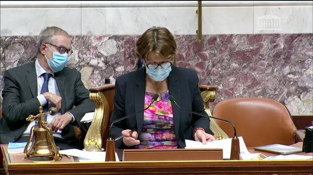 INTERVENTION DU 3 NOVEMBRE 2020 - amendement 149 - ouverture des salons de coiffure