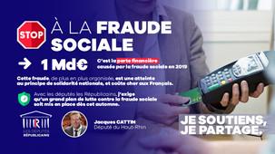 STOP à la FRAUDE SOCIALE !