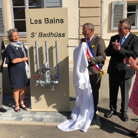 INAUGURATIONS A MUNSTER