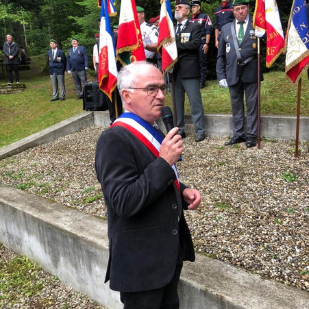 COMMEMORATION ANNUELLE DU SOUVENIR FRANCAIS