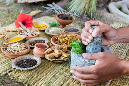 Man Preparing Ayurvedic Medicine.jpg