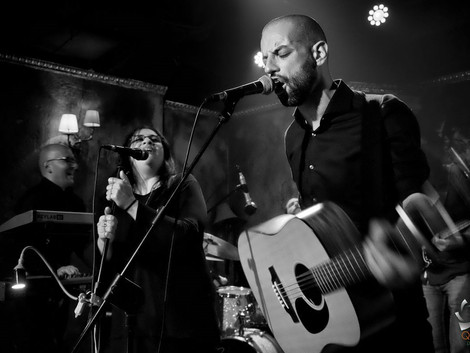 """Panos Birbas """"Finchley road LP"""" release show live @ Faust"""