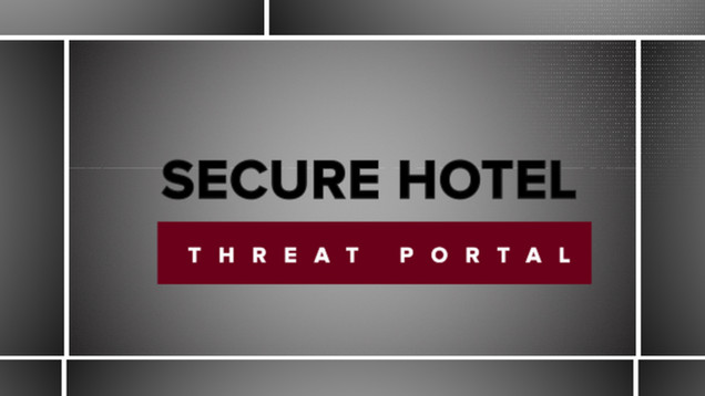 Secure hotel