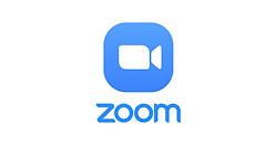 Zoom icon logo thumbnail