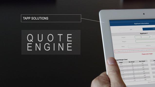 Tapp Quorte engine