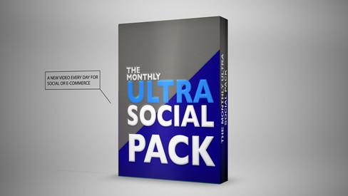 Ultra Social Pack
