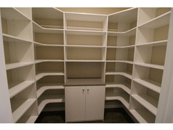 great large family pantry