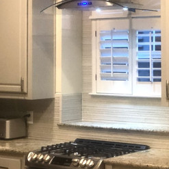 replaced a drop in gas cooktop with a pu